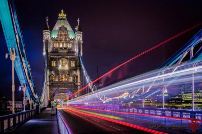 پل برج، لندن، بریتانیا۱