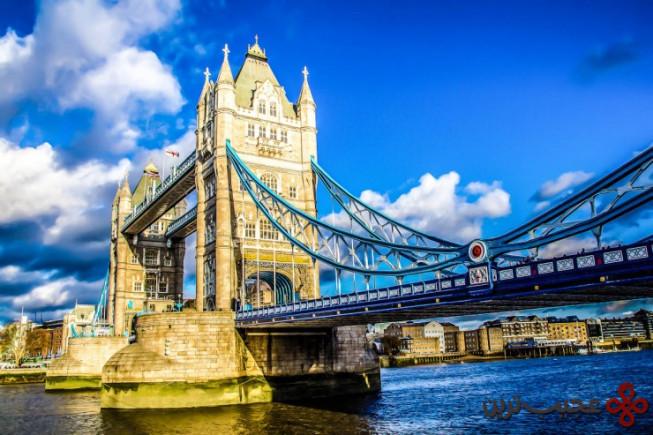 پل برج، لندن، بریتانیا۲