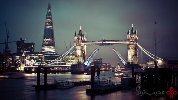 پل برج، لندن، بریتانیا۳