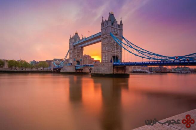 پل برج، لندن، بریتانیا۴