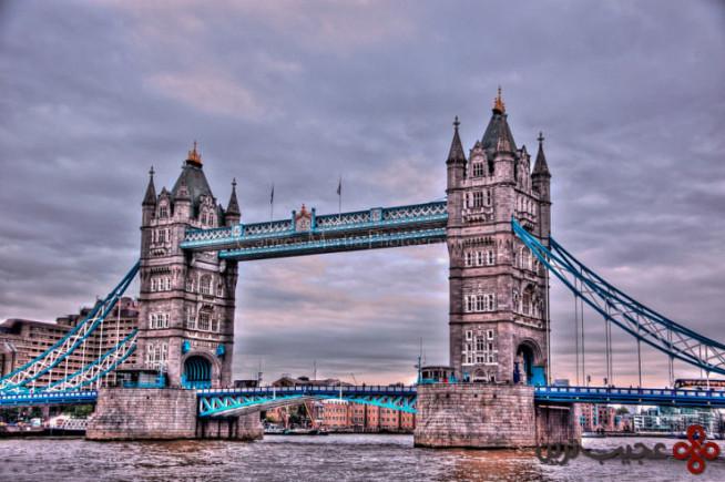 پل برج، لندن، بریتانیا