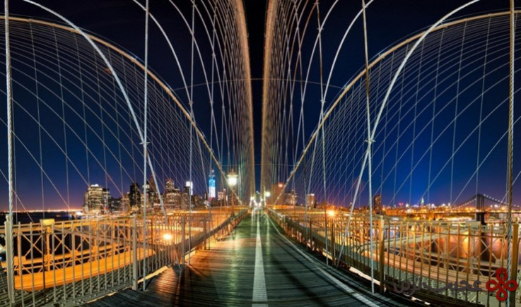 پل بروکلین، نیویورک، ایالات متحده آمریکا۱
