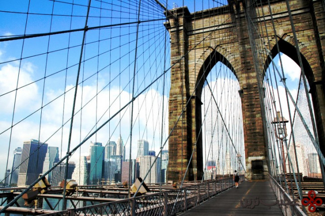 پل بروکلین، نیویورک، ایالات متحده آمریکا۲