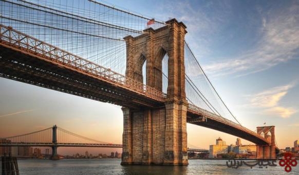 پل بروکلین، نیویورک، ایالات متحده آمریکا۳