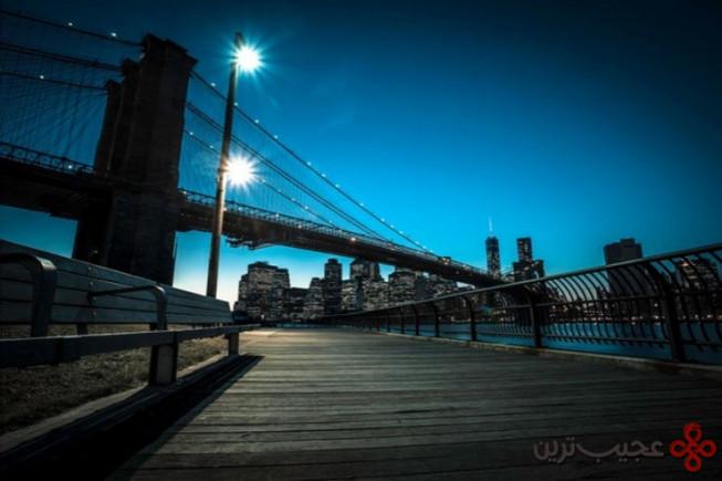 پل بروکلین، نیویورک، ایالات متحده آمریکا۴
