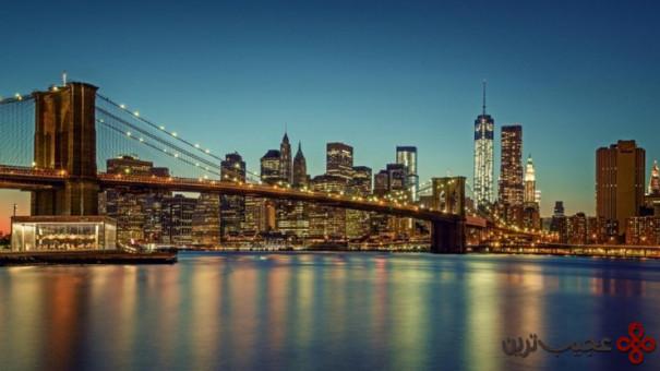 پل بروکلین، نیویورک، ایالات متحده آمریکا