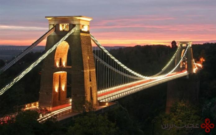 پل معلق کلیفتون، بریستول، انگلستان۴