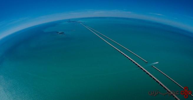 پل هفت مایلی، فلوریدا، ایالات متحده آمریکا۱