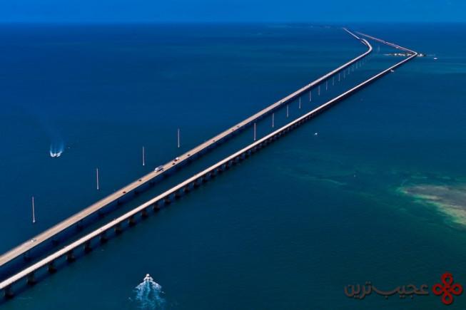 پل هفت مایلی، فلوریدا، ایالات متحده آمریکا۲