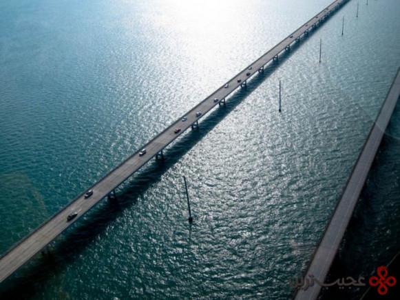 پل هفت مایلی، فلوریدا، ایالات متحده آمریکا۳