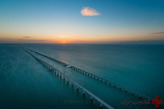 پل هفت مایلی، فلوریدا، ایالات متحده آمریکا