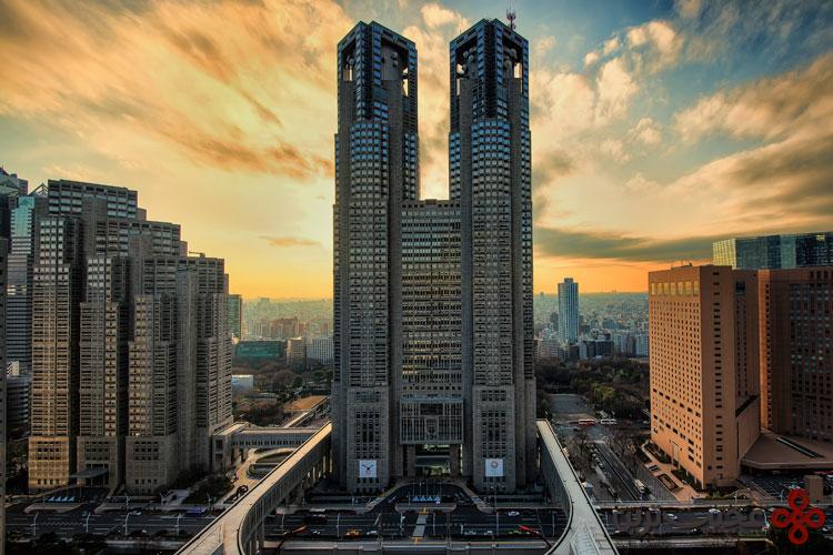 چشمانداز توکیو