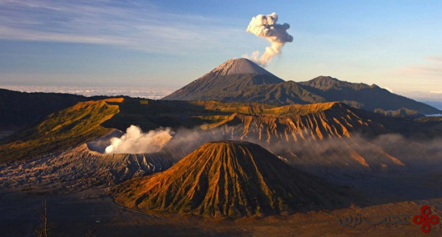 کوه آتشفشانی برومو 1