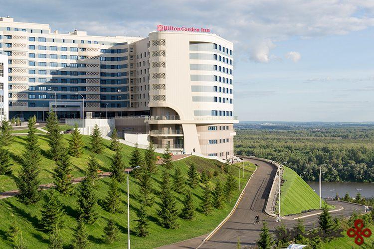11 هتلهای زنجیرهای هیلتون (hilton worldwide)