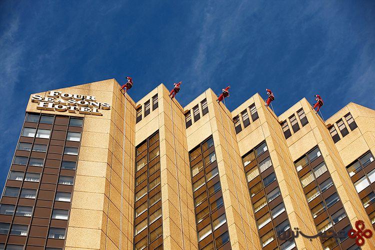 12 هتلها و اقامتگاههای فور سیزن (four seasons hotels and resorts)