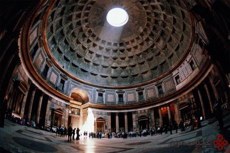 2 پانتئون (pantheon)، رم، ایتالیا2