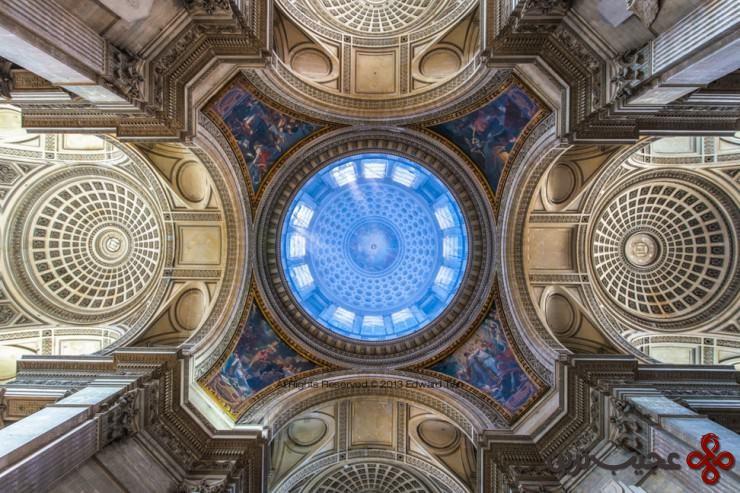 2 پانتئون (pantheon)، رم، ایتالیا3