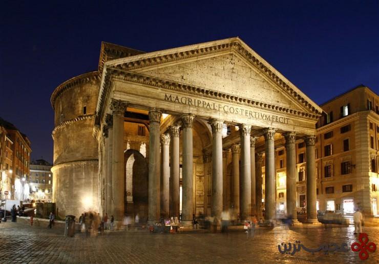 2 پانتئون (pantheon)، رم، ایتالیا4