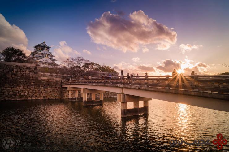 3 قلعهٔ اوزاکا (osaka)، اوزاکا، ژاپن2