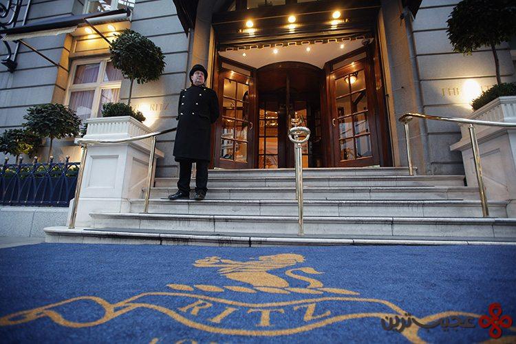 5 هتلهای ریتز کارلتون (the ritz carlton hotels)
