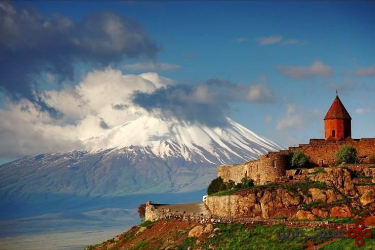 5 کِر ویرَپ (the khor virap)، ارمنستان2