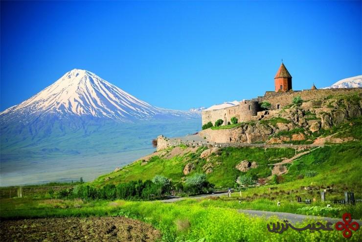 5 کِر ویرَپ (the khor virap)، ارمنستان3