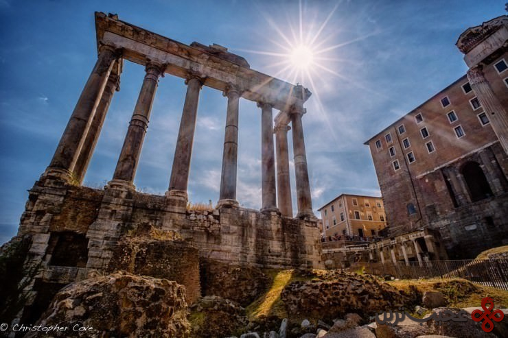 6 انجمن رومی (roman forum)، رم، ایتالیا3