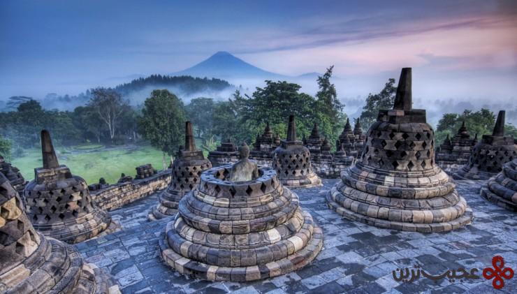 7 بارابودور (borobudur)، ماگهلان (magelang)، جاوهٔ مرکزی، اندونزی2