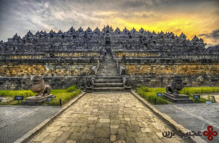 7 بارابودور (borobudur)، ماگهلان (magelang)، جاوهٔ مرکزی، اندونزی3
