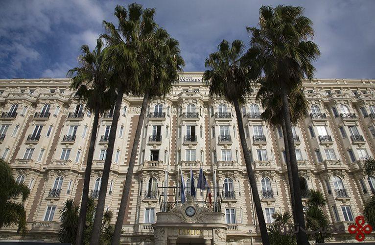 9 هتلها و اقامتگاههای اینترکانتیننتال (intercontinental hotels & resorts)