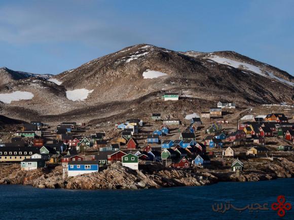 Ittoqqortoormiit، گرینلند