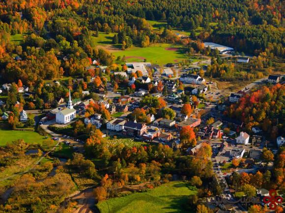 Stowe، ورمونت (Vermont)