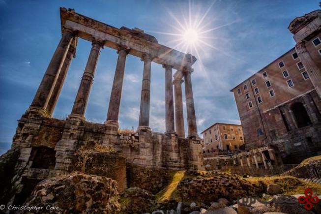 the roman forum 4