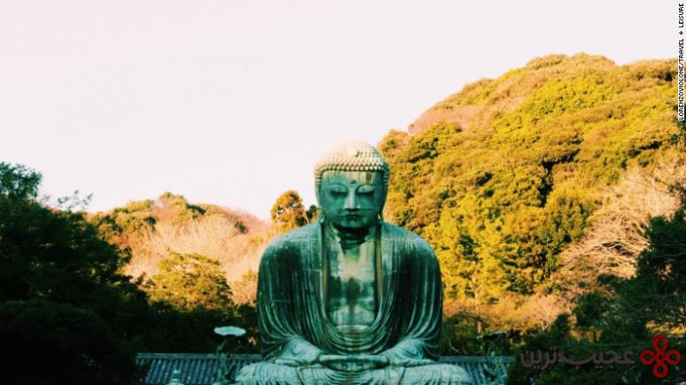 بودای بزرگ در کوتوکو این