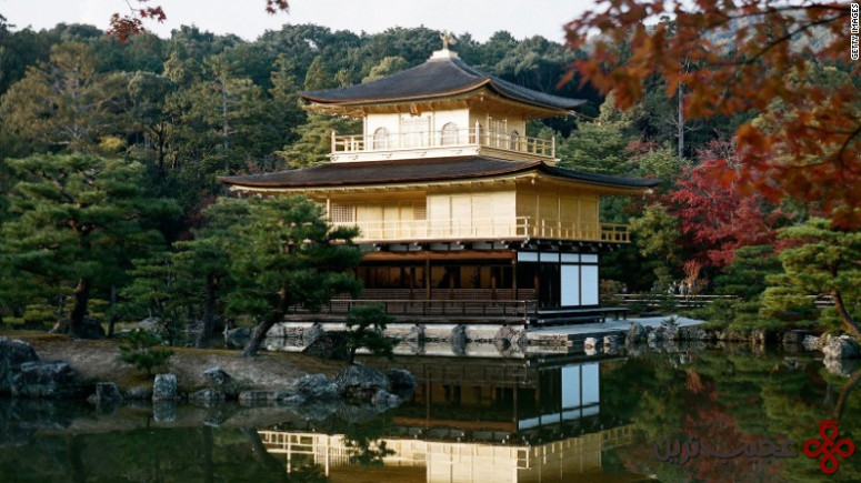 قصر طلایی کیوتو