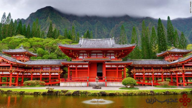 معبد بیودو این