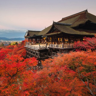 کاور ۱۷ معبد باشکوه در ژاپن!