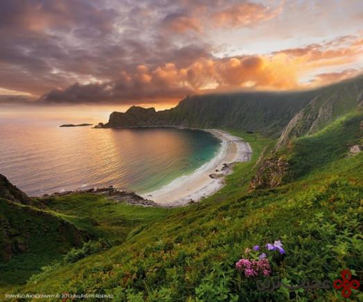 hoyvika beach 1
