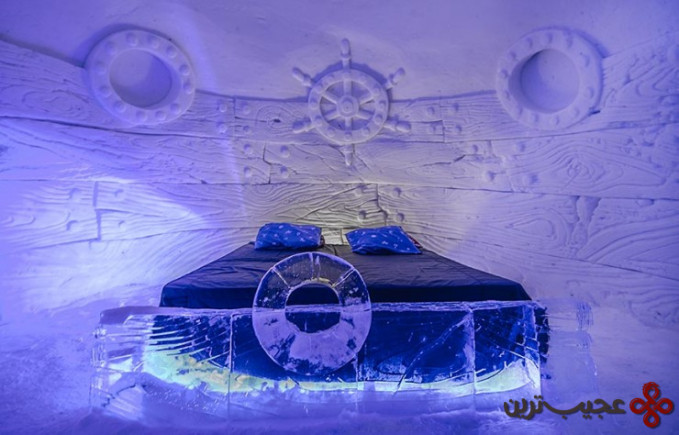 stay at kirkenes snow hotel 1