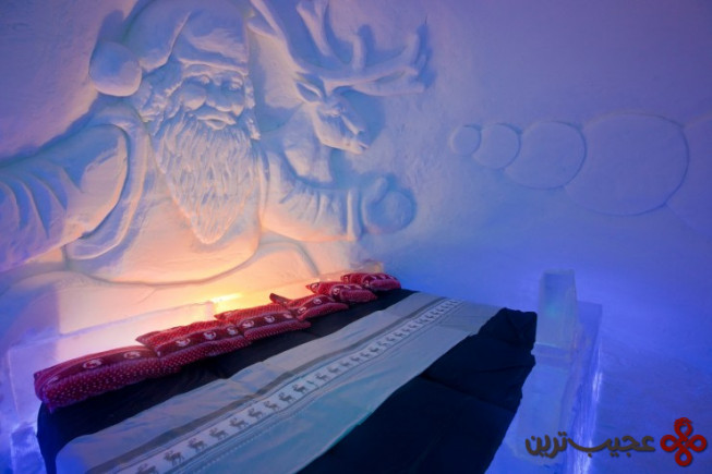 stay at kirkenes snow hotel 2