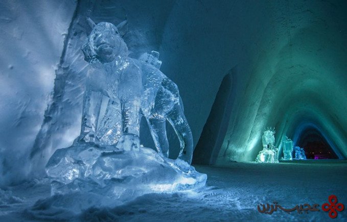 stay at kirkenes snow hotel 3
