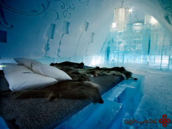 stay at kirkenes snow hotel 4