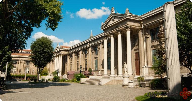موزهی باستانشناسی استانبول، سه موزه در یک موزه2