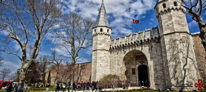 کاخ توپکاپی (topkapi)، بارگاه امپراتوری عثمانی1