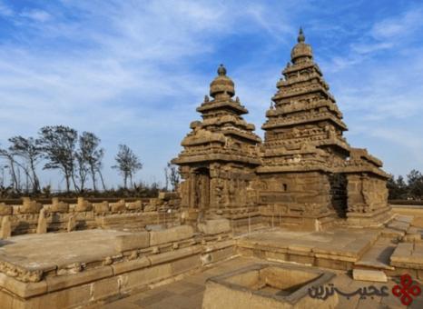 13 shore temple