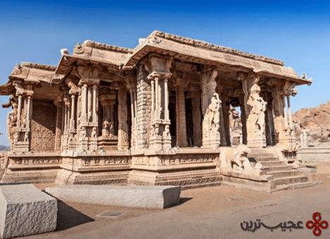 17 sri vijaya vittala temple