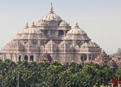 3 swaminarayan akshardham temple