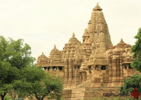 4 khajuraho temples