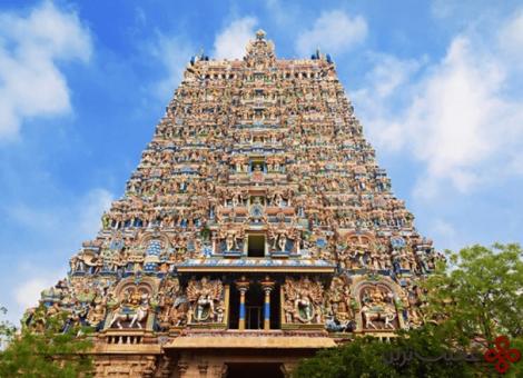 5 meenakshi temple