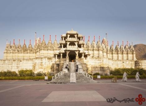 7 ranakpur jain temple